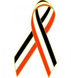 Als Awareness Ribbon Color - PEACE LOVE CURE CHILDHOOD CANCER T